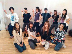 仙台ダンススクールルーチェ9.5